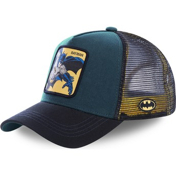 Capslab Batman VIN1 DC Comics Navy Blue Trucker Hat