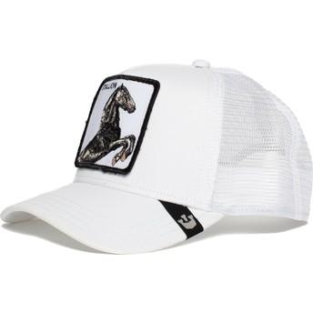Goorin Bros. Horse Stallion White Trucker Hat