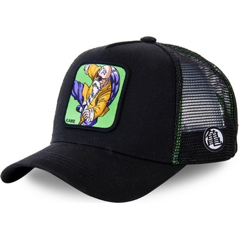Capslab Master Roshi KAM9 Dragon Ball Black and Green Trucker Hat