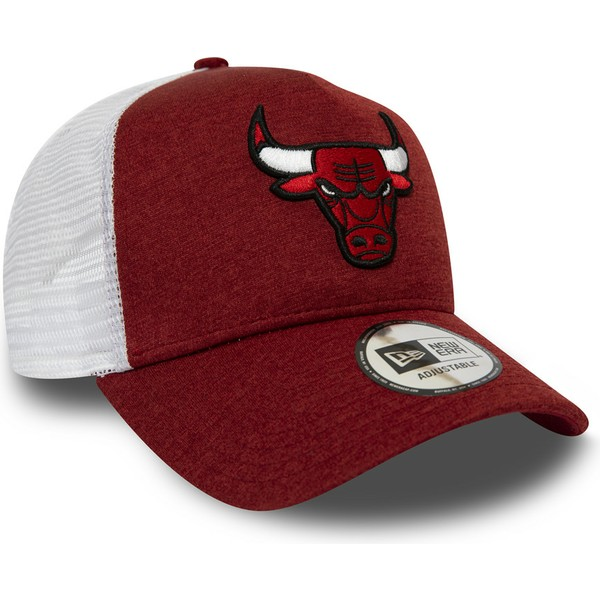 New Era A-Frame Shadow Trucker Cap NBA Chicago Bulls
