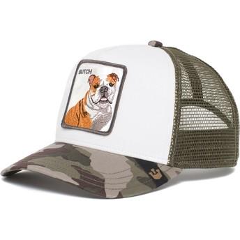 Goorin Bros. Bulldog Butch Camouflage Trucker Hat