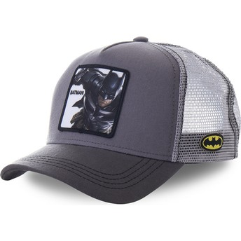 Capslab Batman BTM1 DC Comics Grey Trucker Hat