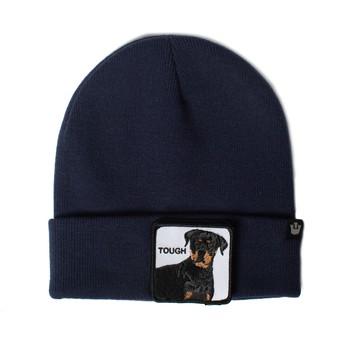Goorin Bros. Rottweiler Tough Dog Navy Blue Beanie