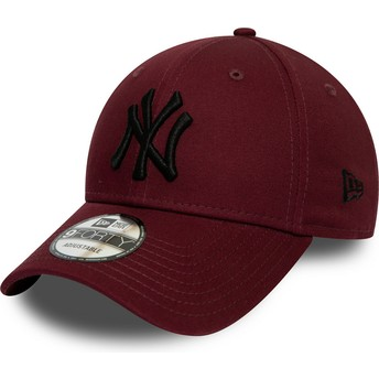 NEW ERA League Basic NBA 59 FIFTY Fitted Cap-Utah Jazz-Marron//Blanc