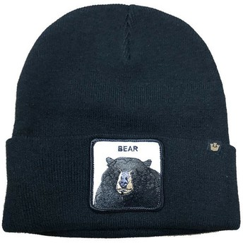 Goorin Bros. Bear Cave Boy Black Beanie