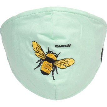 Goorin Bros. Buzzy Bee Mint Green Reusable Face Mask