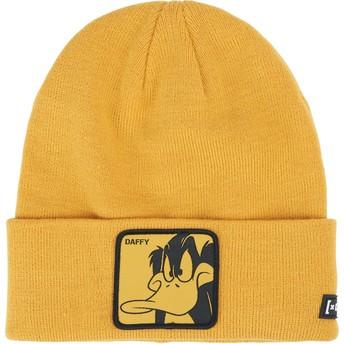 Gorro amarillo Pato Lucas BON DUF1 Looney Tunes de Capslab