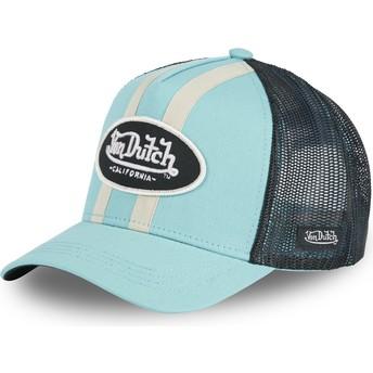 Gorra trucker azul STRI T de Von Dutch