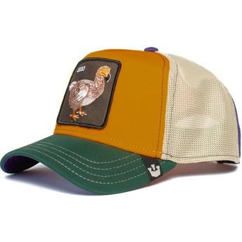 Goorin Bros. Fasho Dodo Orange Trucker Hat