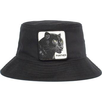 Bucket negro pantera Truth Seeker de Goorin Bros.