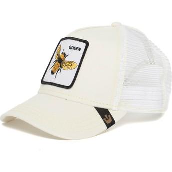 Goorin Bros. Queen Bee White Trucker Hat