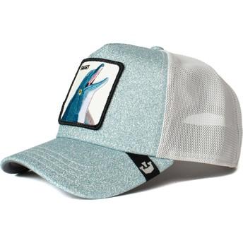 Goorin Bros. Dolphin Flippy Floppy Blue Trucker Hat