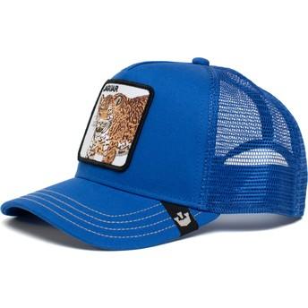 Goorin Bros. Jaguar The Farm Blue Trucker Hat