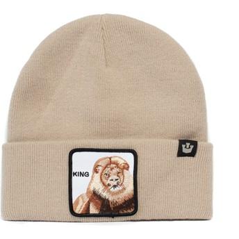 Goorin Bros. Lion King Hear Me Roar The Farm Brown Beanie