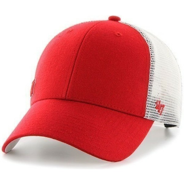 47-brand-new-york-yankees-mlb-suspense-red-trucker-hat