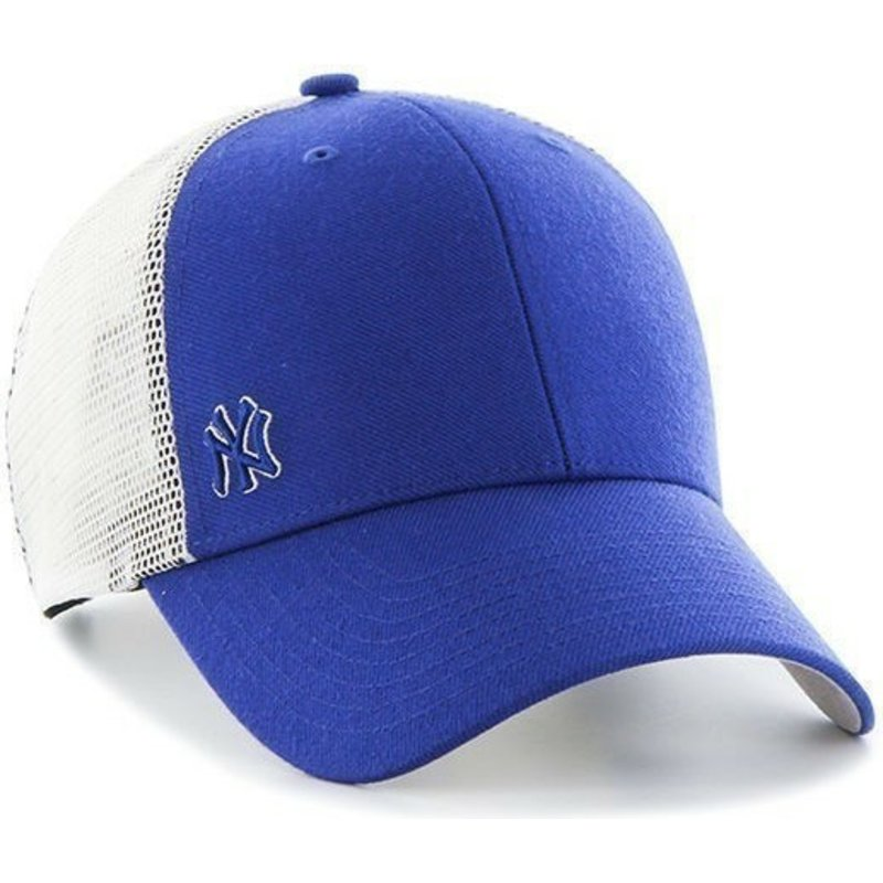 47-brand-new-york-yankees-mlb-suspense-blue-trucker-hat