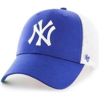 Gorra trucker azul de MLB New York Yankees de 47 Brand
