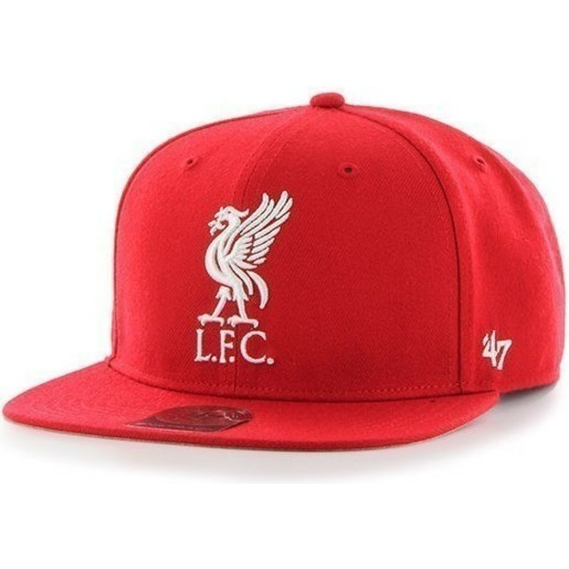 47-brand-flat-brim-large-front-logo-liverpool-football-club-smooth-red-snapback-cap