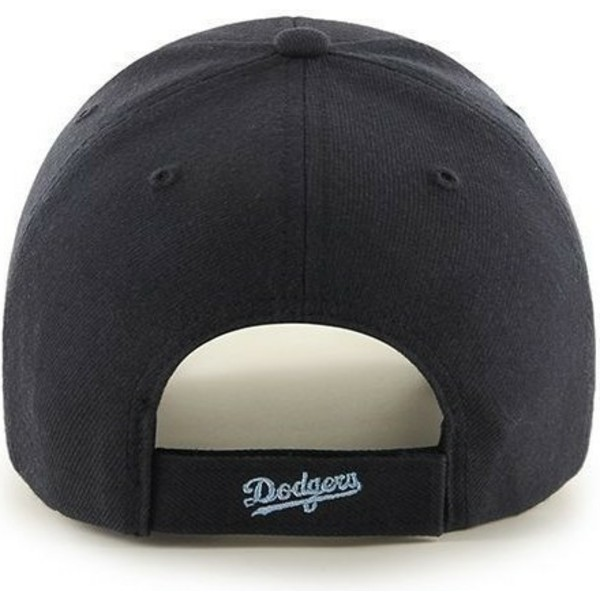 47-brand-curved-brim-mlb-los-angeles-dodgers-smooth-navy-blue-cap
