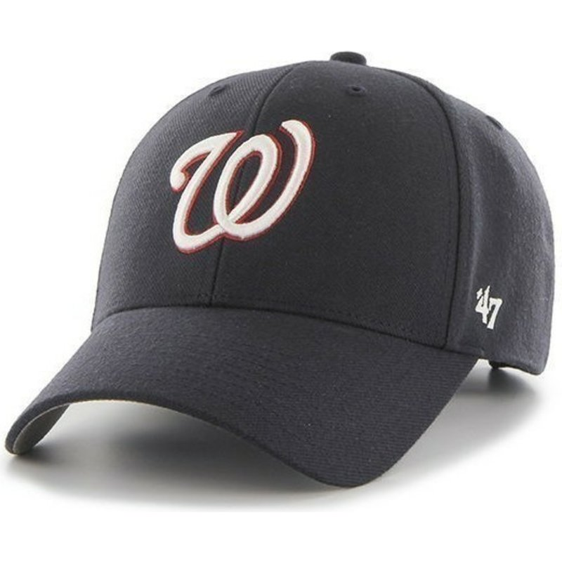 47-brand-curved-brim-nhl-washington-nationals-smooth-navy-blue-cap
