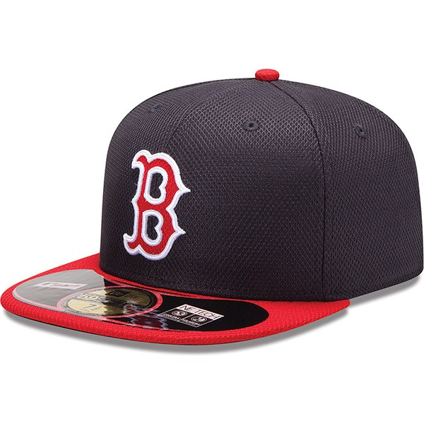 new-era-flat-brim-59fifty-diamond-era-boston-red-sox-mlb-red-fitted-cap