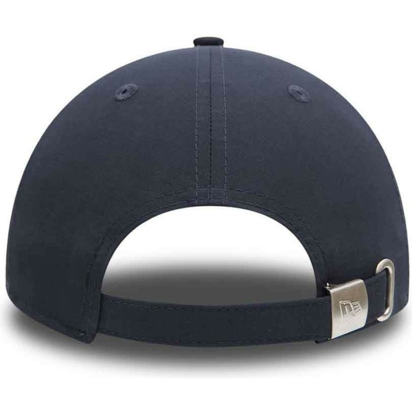 c659071dc782f New Era Curved Brim 9FORTY Flawless Logo New York Yankees MLB Navy ...